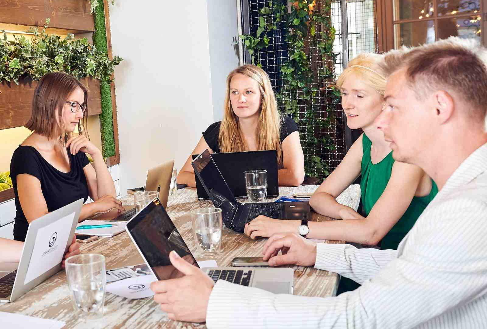 Richtlinien der virtuellen Zusammenarbeit