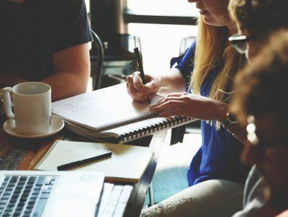 Hinter den Kulissen- Unternehmenskultur und Abläufe